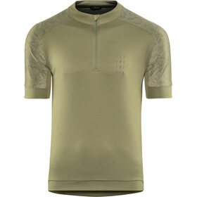 Cube AM Jersey shortarm Men olive